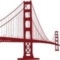 Golden Gate Bridge   (WT1239)